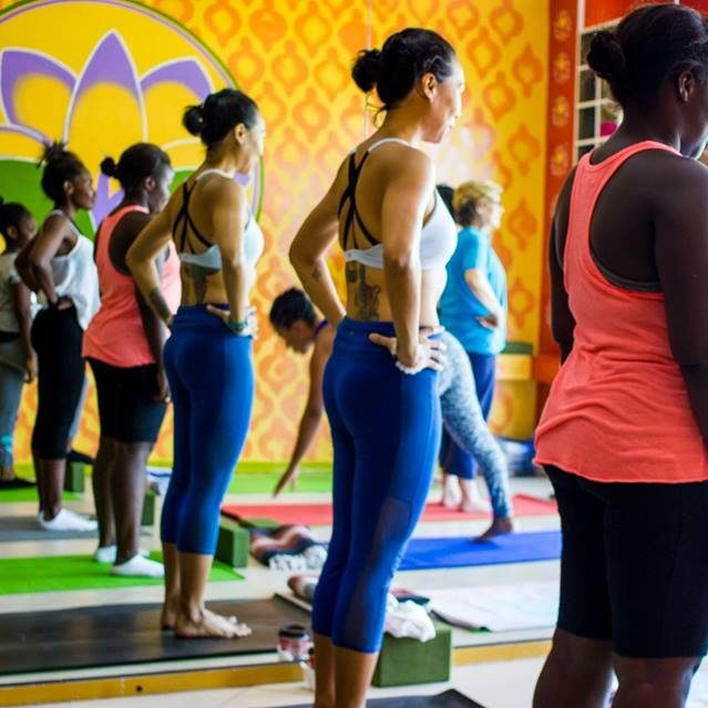 Bliss Yoga Accra